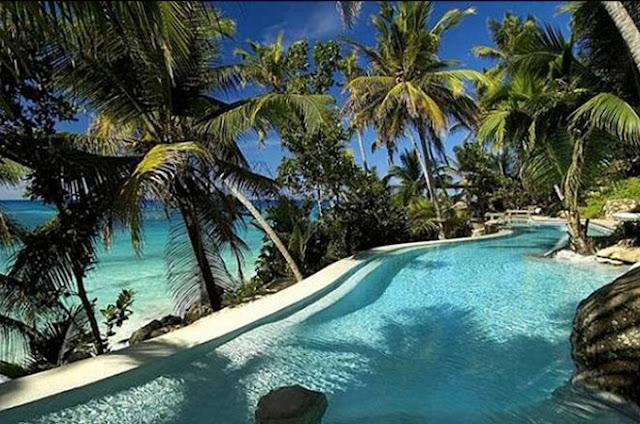 Cute islands