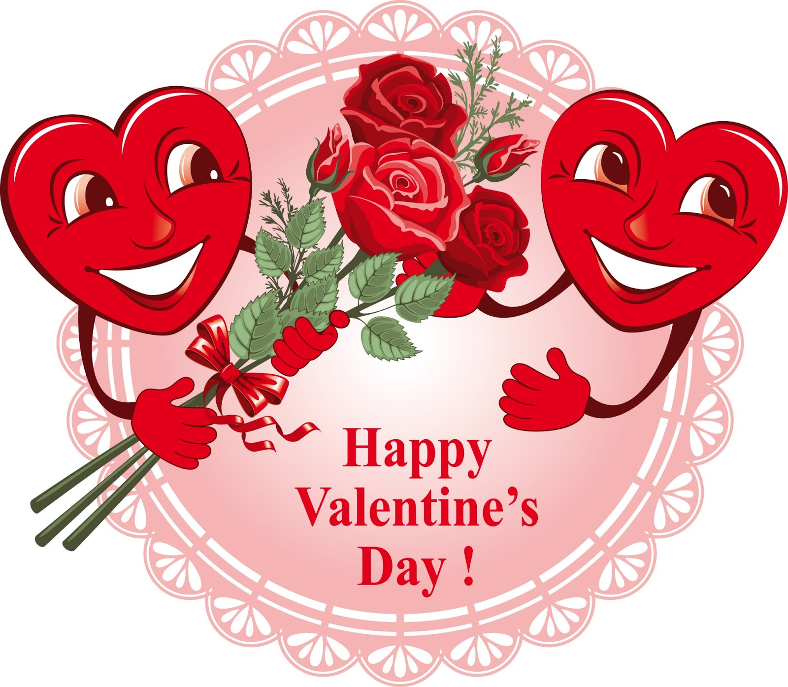 Best beautiful wallpaper top ten happy valentine 39 s day for Cute valentine day cards