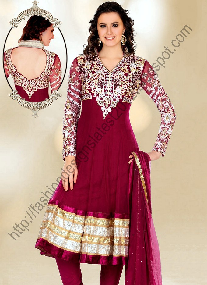 Original Designs Ideas And Ispiring Anarkali Suits