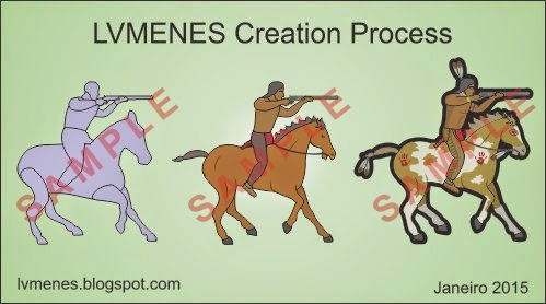 LVMENES Indians Creation Process
