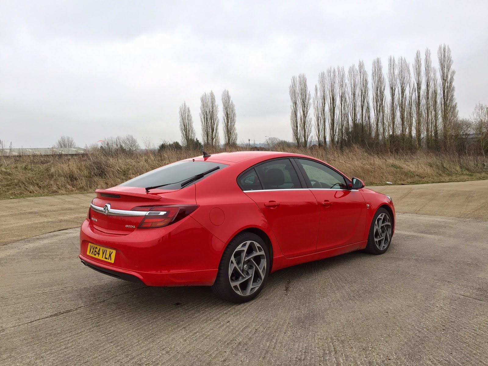 2015 Vauxhall Insignia SRi 2.0 CDTi