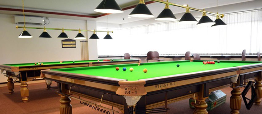 Billiards and snooker gaming