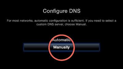 Configure Dns Plex Install