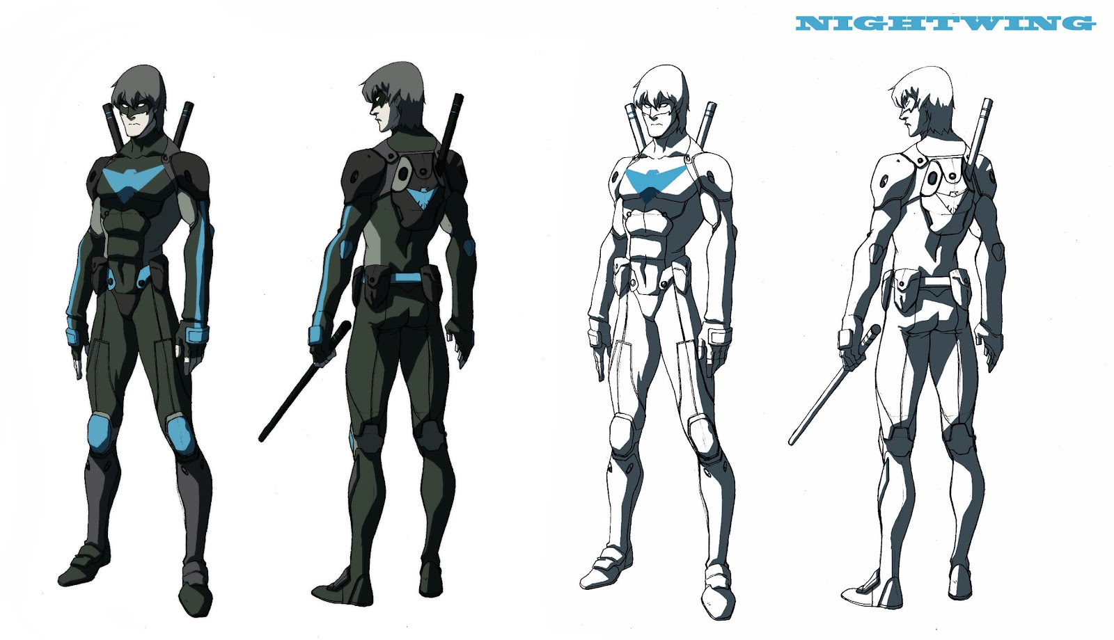 Nightwing Young Justice Season 3