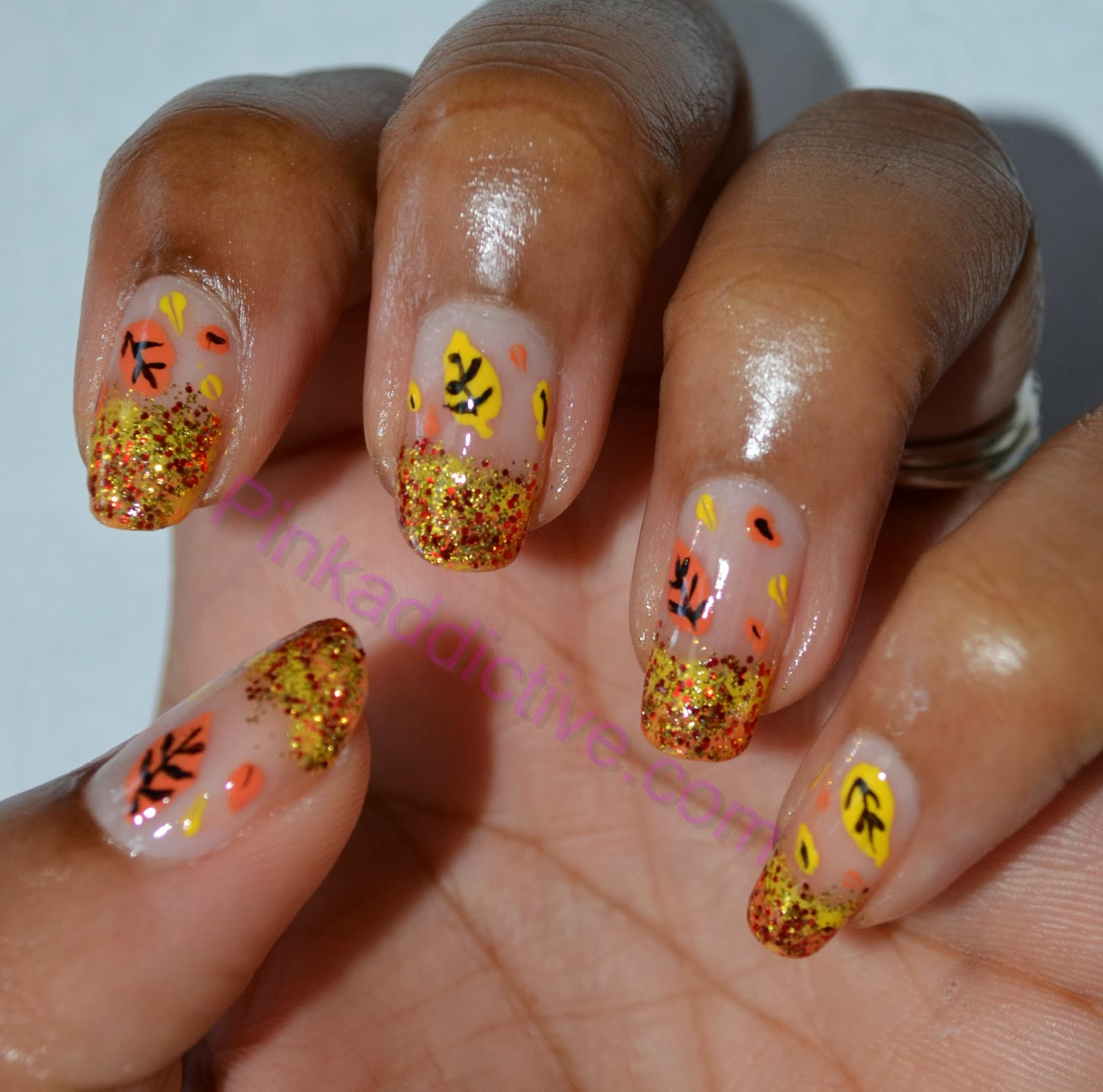 Nail Designs Fall Leaves ~ the best inspiration for design and color ...