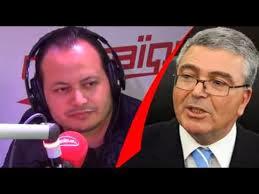 Clash entre Samir El Wafi et Abdelkarim Zbidi