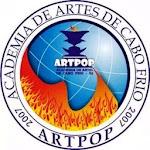 Acadêmica da Academia de Artes de Cabo Frio - ARTPOP - Cabo Frio/RJ
