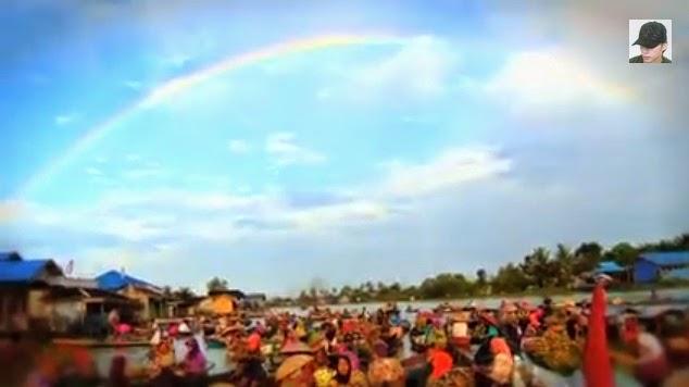 Yuk Mengintip Pesona Wisata dan Kuliner Negeri Seribu Sungai di Kalimantan