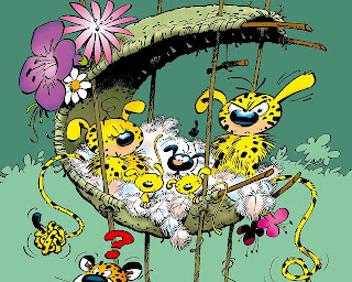 marsupilami anime wallpaper