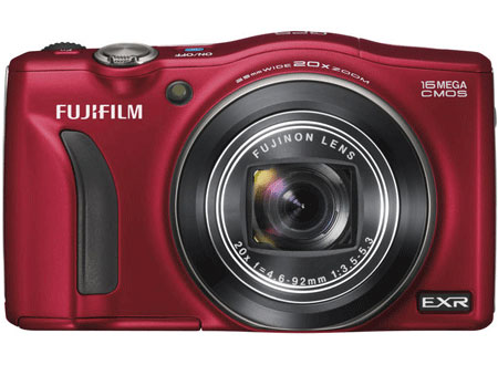 Review Kamera Fujifilm FinePix F770EXR