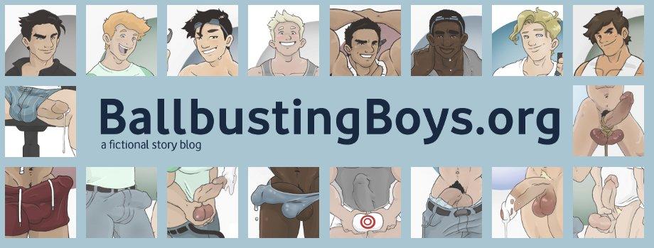 Ballbusting Boys - Ballbusting Stories