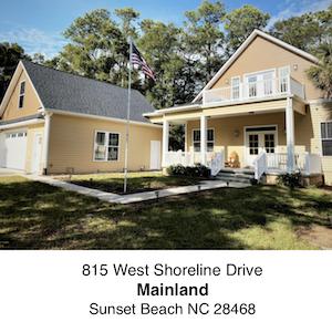 West Shoreline Drive / SB