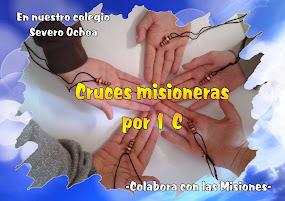 Cruces Misioneras por 1€