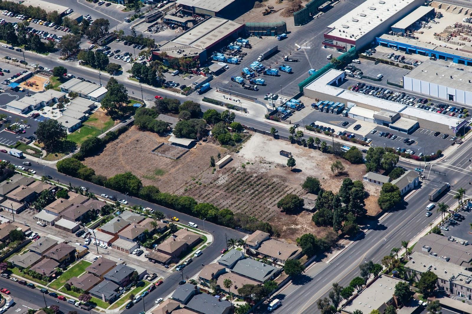 Wintersburg High School Huntington Beach California