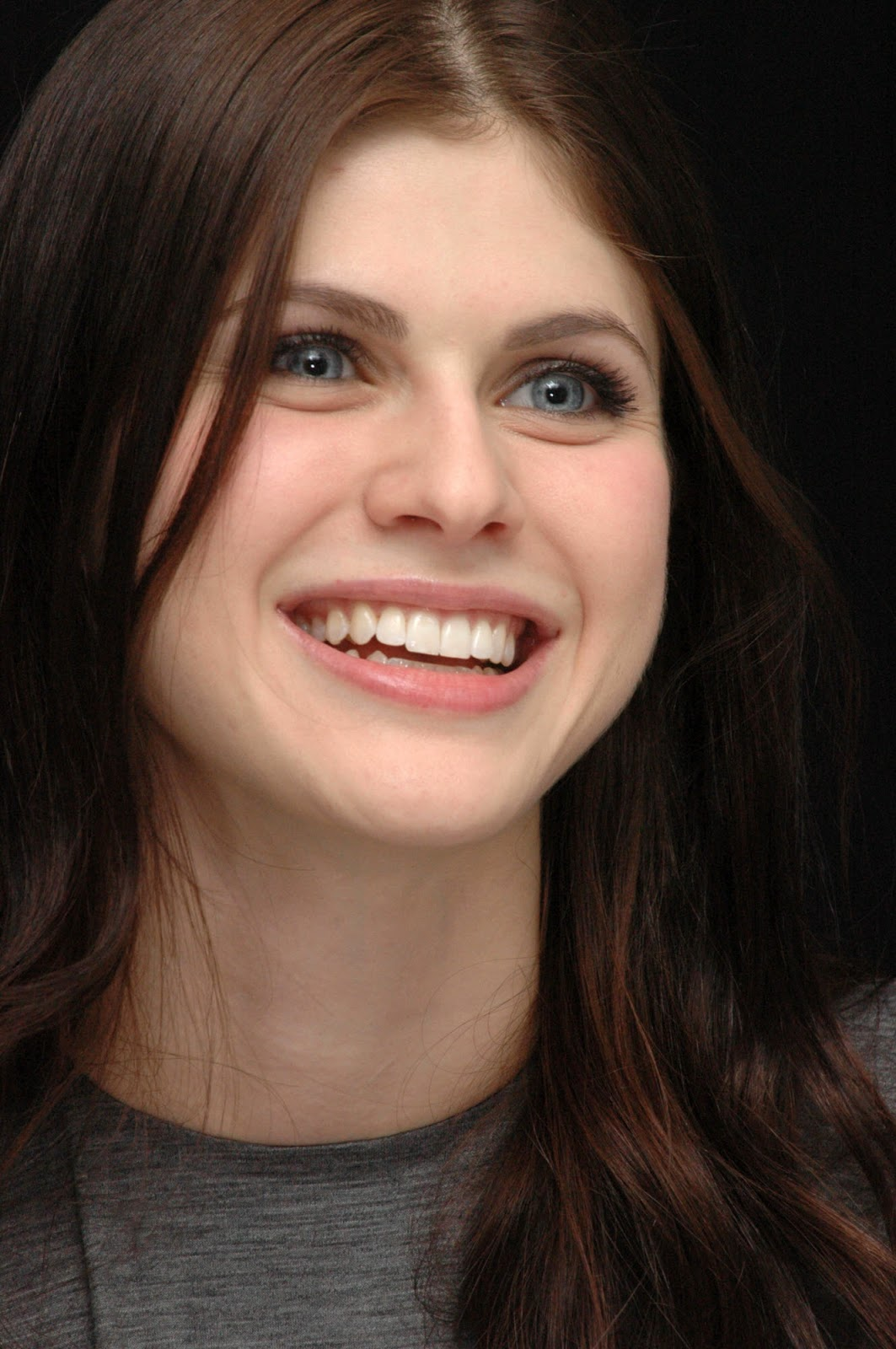 Alexandra Daddario Photos at 'Percy Jackson and the Olympians The Lightning Thief'