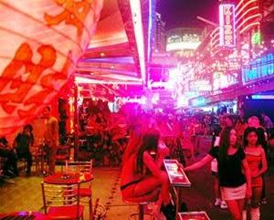 Thai bar girls to take with