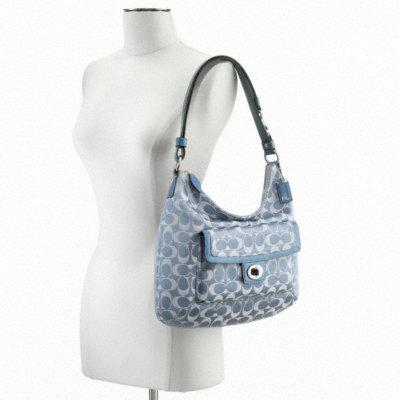 Coach Penelope Leather Convertible Shoulder Bag 101