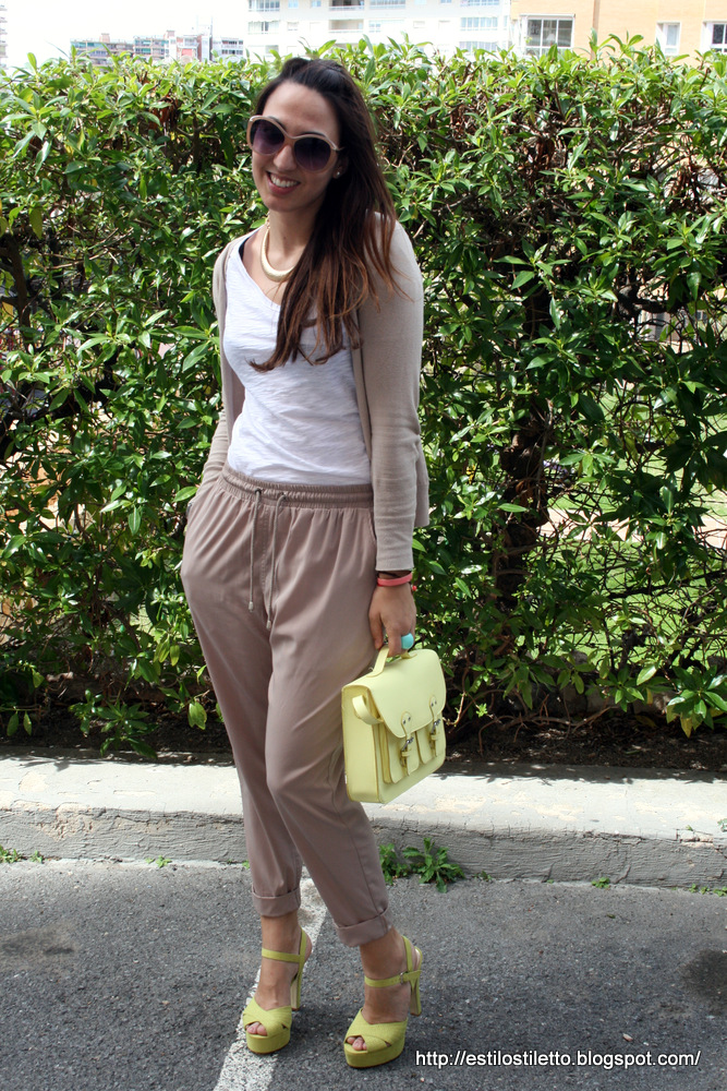 SWEATPANT - Blog Estilo Stiletto
