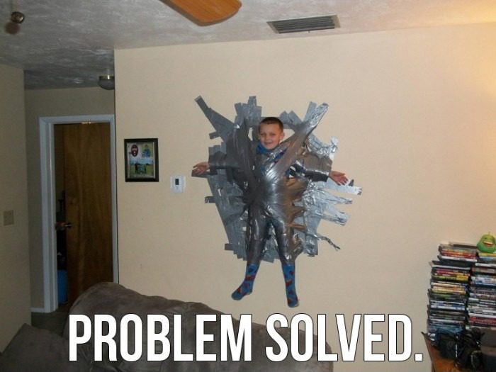Wild Child - Problem Solved - You're Doing It Wrong