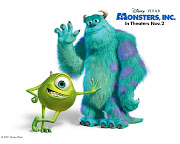 Monster Inc. Alright you may think I'm crazy because Monster Inc yes, .