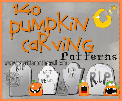 Halloween Pumpkin Carving Patterns Ideas