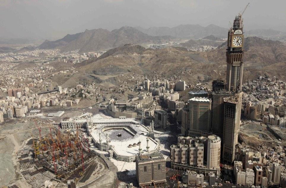 article 0 0C1CF155000005DC 549 964x634 - Makkah Tower , Saudi Arabia