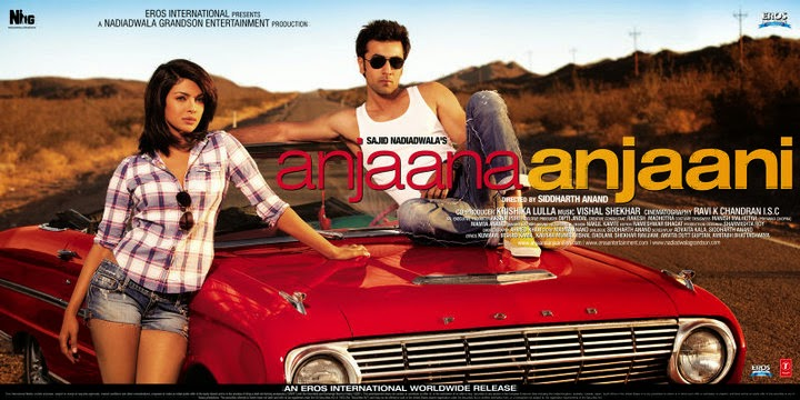 Anjaana Anjaani (2010) Hindi Movie Watch Full free Online