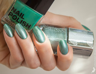 H&M Polish Me Happy + Catrice Greencard to Surreality