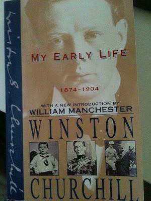 Quote/Extract: Winston Churchill