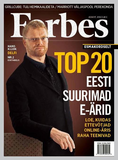Forbes Magazine / Estonia