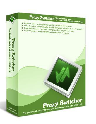 Proxy Switcher PRO Versión 5.8.0.6486 Navegar con Proxy 2012
