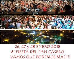 6 FIESTA DEL PAN CASERO EN SAUCE DE LUNA - ENTRE RIOS