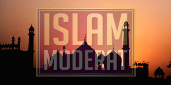 Islam Moderat Sangat Pas untuk Indonesia yang Majemuk