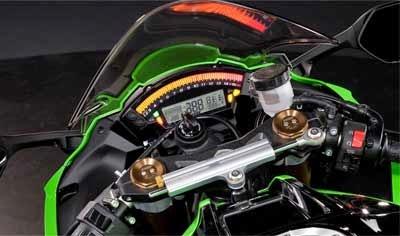 speedometer Kawasaki ZX-10R