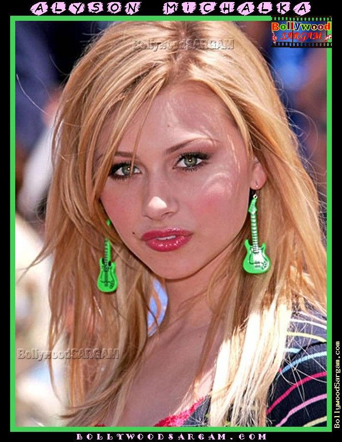 Hellcats Disney Former Sound Alyson Michalka Hot Pose