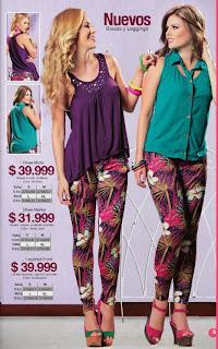 blusas amelissa c-9 2013