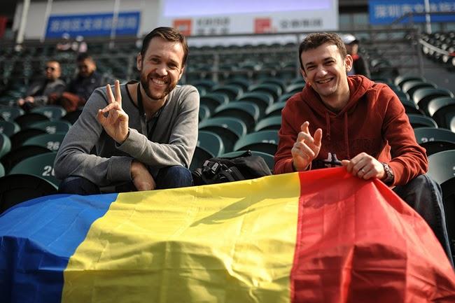 Hai Simona! Hai Romania!