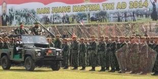 TNI Lahir, Tumbuh, dan Kuat Bersama Rakyat