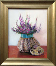 """Heather Basket"""