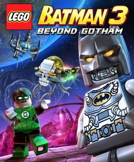 LEGO Batman 3 Beyond Gotham Repack