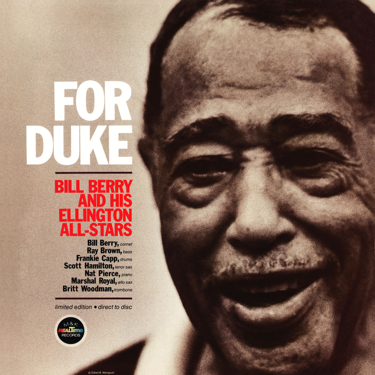 Duke Ellington And His Orchestra All American In Jazz