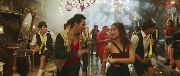 Watch Online Music Video Song Besharmi Ki Height - Main Tera Hero (2014) Hindi Movie On Youtube DVD Quality
