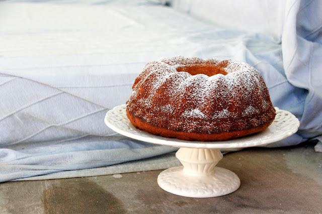Bunt cake de mandarina per esmorzar