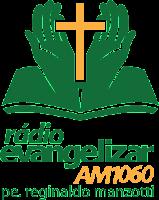 ouvir a radio Evangelizar AM 1060,0 ao vivo e online Curitiba