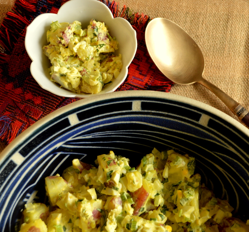 real potato salad for real dads serves 6 8 i prefer fresh potato salad ...