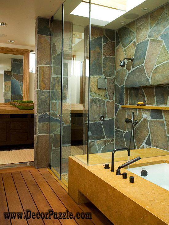 Shower Tile Ideas, Shower Tile Designs, Tiling A Shower, Travertine Tile  Shower Ideas