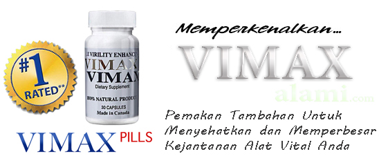 VIMAX PILLS INDONESIA