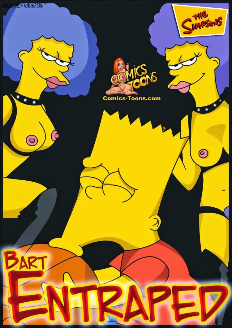 Bart aprisionado