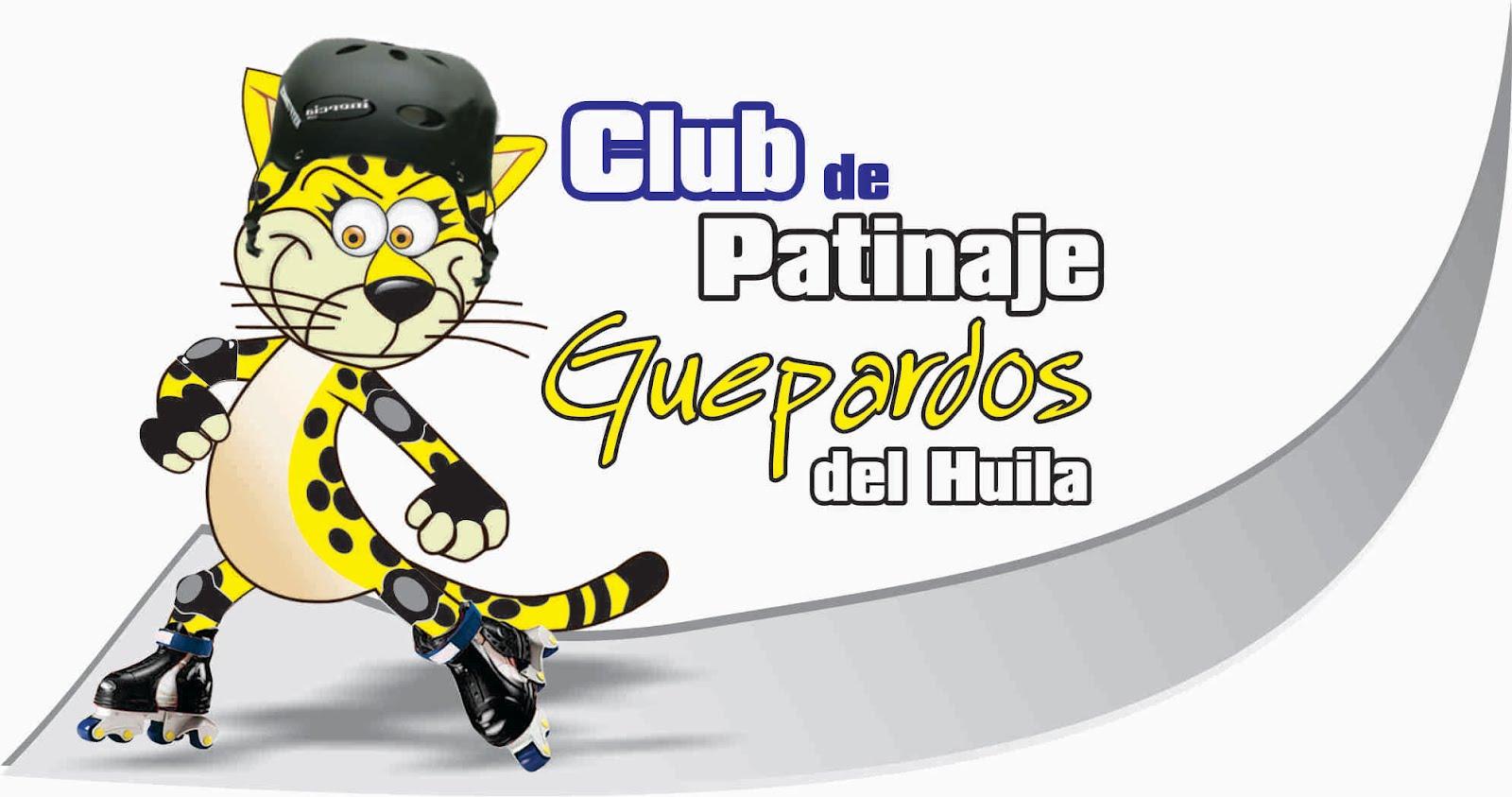 CLUB DE PATINAJE GUEPARDOS DEL HUILA