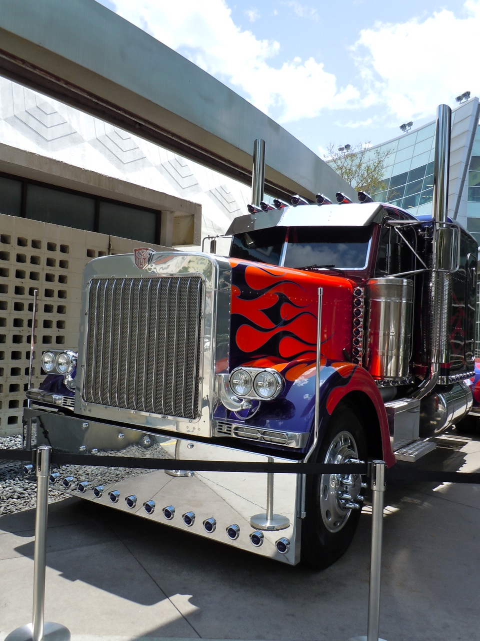 Pics For > Optimus Prime Truck Transformers 3